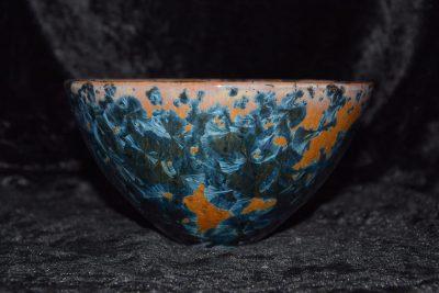 bol artisanal en grès style japonais