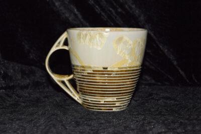 tasse porcelaine beige 30cl
