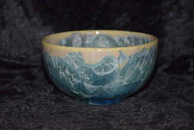 Bol en porcelaine poterie artisanale