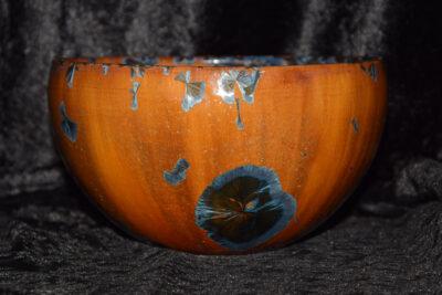 Saladier en porcelaine rond