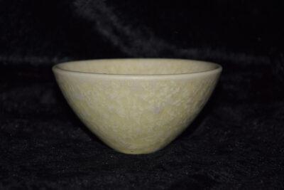 Petit bol japonais porcelaine blanc mat