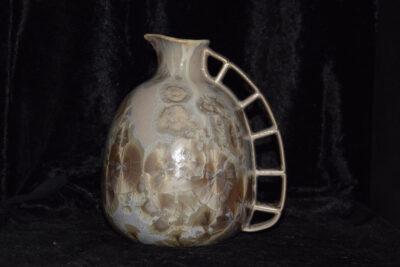 Carafe pichet en porcelaine ventre de biche 1 litre