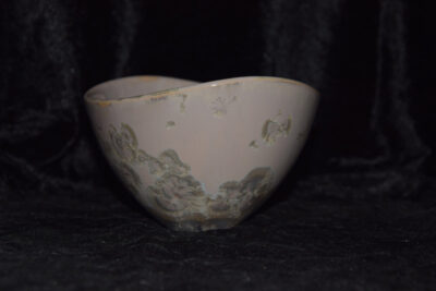 Bol porcelaine design ventre de biche