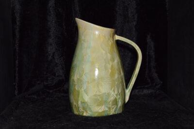 Carafe en porcelaine - céramique artisanale - 1 litre